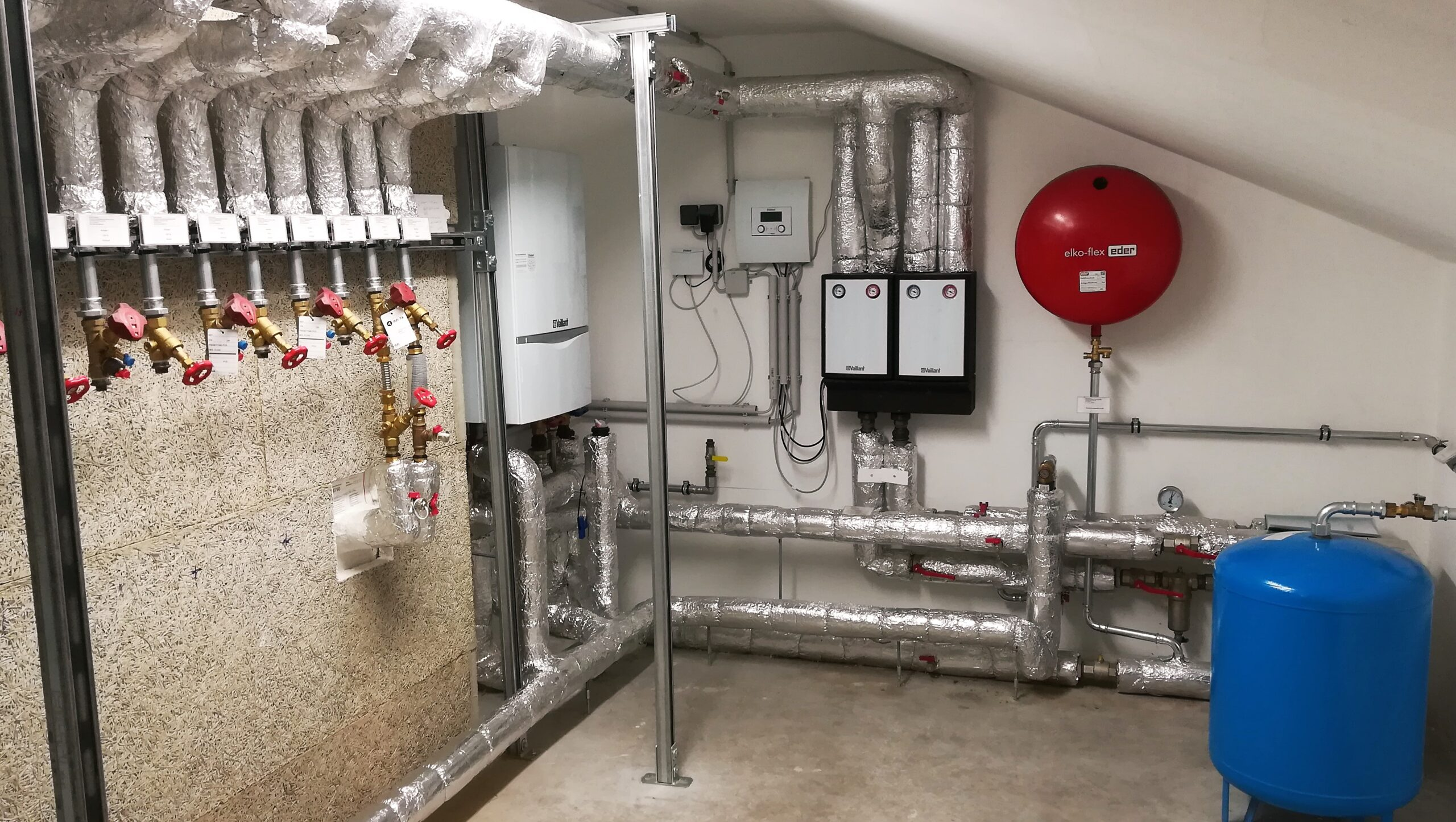 Von Gasetagenheizungen zu zentralen und klimaverträglichen Systemen